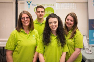 Your Telemarketing Team