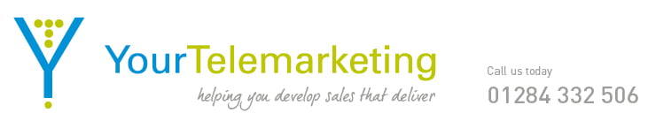 Quality telemarketing lead generation from Your Telemarketing, based in East Anglia Logo
