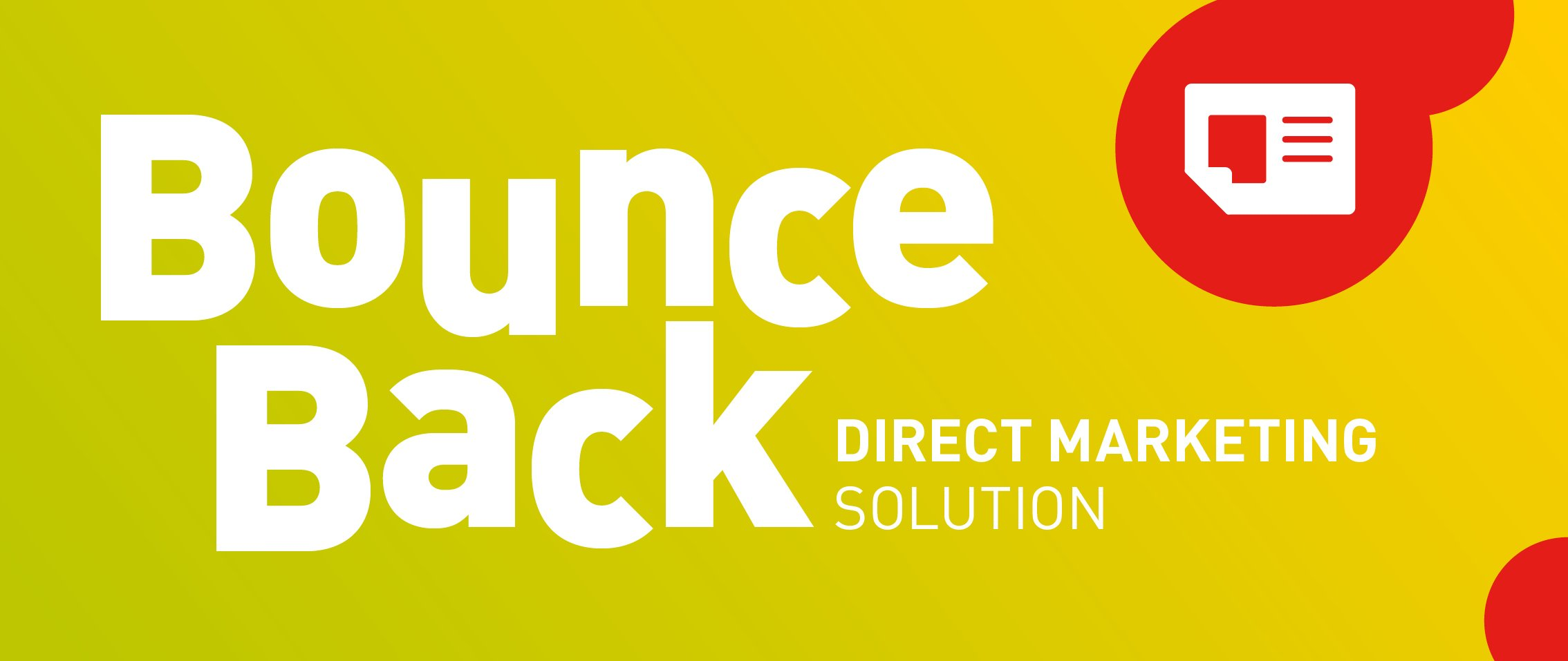 Your Telemarketing Bounce Back Direct Marketing Solution