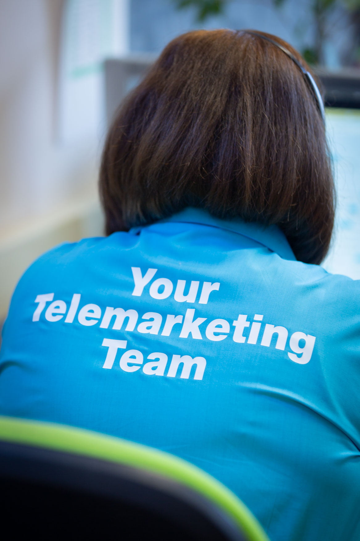 Your Telemarketing Team